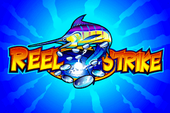 logo reel strike microgaming slot game