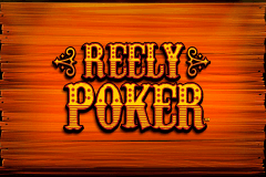 logo reely poker leander slot game