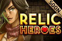 logo relic heroes gaming1 slot game