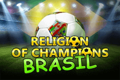 logo religion of champions pragmatic
