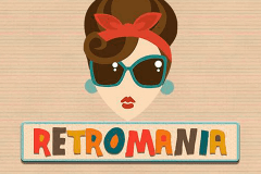 logo retromania endorphina