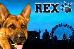 logo rex novomatic slot game