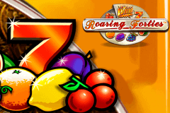 logo roaring forties novomatic slot game