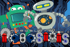 logo roboslots 1x2gaming slot game
