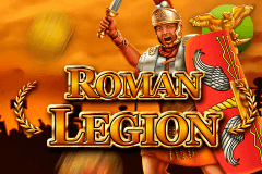 logo roman legion amatic slot game