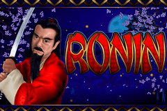 logo ronin rtg slot game