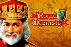 logo royal dynasty novomatic slot game