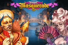 logo royal masquerade playn go slot game