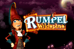 logo rumpel wildspins novomatic slot game