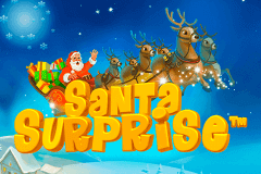 logo santa surprise playtech slot game