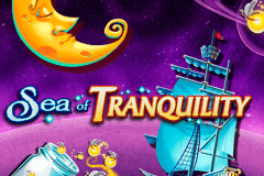 logo sea of tranquility wms slot game