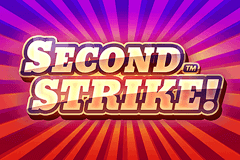 logo second strike quickspin slot game