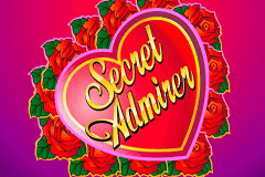 logo secret admirer microgaming slot game