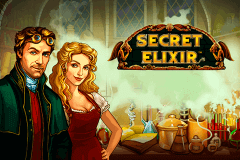 logo secret elixir novomatic slot game
