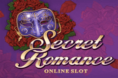 logo secret romance microgaming slot game