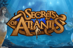 logo secrets of atlantis netent slot game
