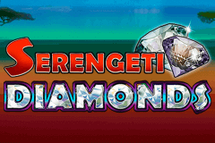logo serengeti diamonds lightning box slot game