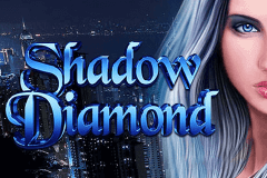 logo shadow diamond bally slot game