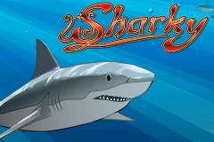 logo sharky novomatic slot game