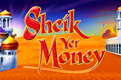 SHEIK YER MONEY BARCREST