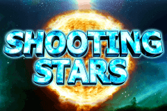 logo shooting stars novomatic slot game
