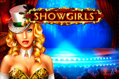 logo showgirls novomatic slot game