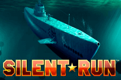 logo silent run netent slot game