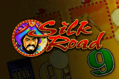 logo silk road aristocrat slot game