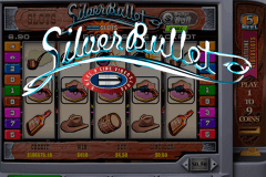 SILVER BULLET PLAYTECH SLOT GAME