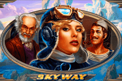 logo skyway playson slot game