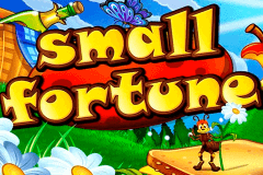 logo small fortune rtg slot game