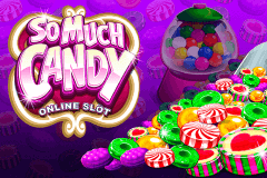 SO MUCH CANDY MICROGAMING SLOT GAME