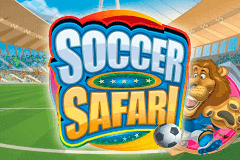 logo soccer safari microgaming slot game
