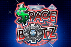 logo space botz microgaming slot game