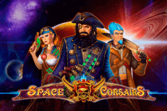 logo space corsairs playson