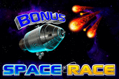 SPACE RACE PLAYN GO SLOT GAME