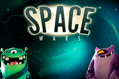 logo space wars netent slot game