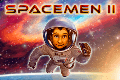 logo spacemen ii merkur slot game