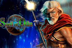 logo spell of odin 2by2 gaming slot game