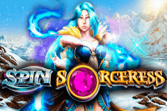 logo spin sorceress nextgen gaming slot game