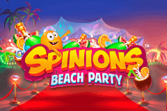 SPINIONS BEACH PARTY QUICKSPIN SLOT GAME
