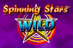 logo spinning stars novomatic slot game