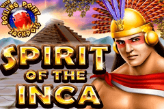 logo spirit of the inca rtg slot game
