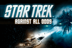 logo star trek against all odds igt slot game