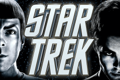 logo star trek igt slot game