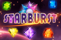logo starburst netent slot game