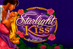 logo starlight kiss microgaming slot game
