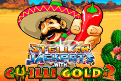STELLAR JACKPOTS WITH CHILLI GOLD X2 LIGHTNING BOX SLOT GAME