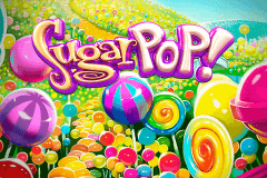 logo sugar pop betsoft slot game