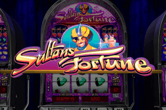 logo sultans fortune playtech slot game